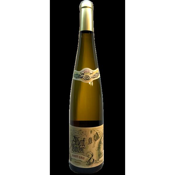 Albert Boxler - Pinot Gris Réserve - 2016