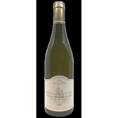 """Domaine Larue - Saint Aubin blanc 1er cru """"Murgers des Dents de Chien"""" - 2017"""