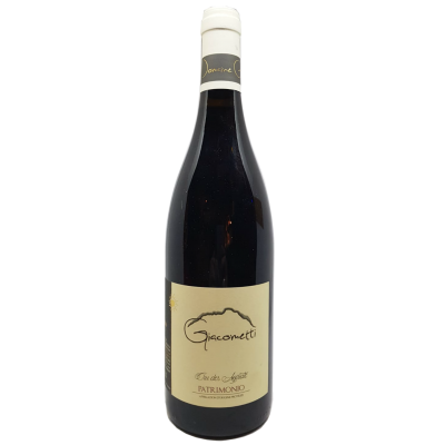 Domaine Giacometti - Cru des Agriate Rouge  - 2016