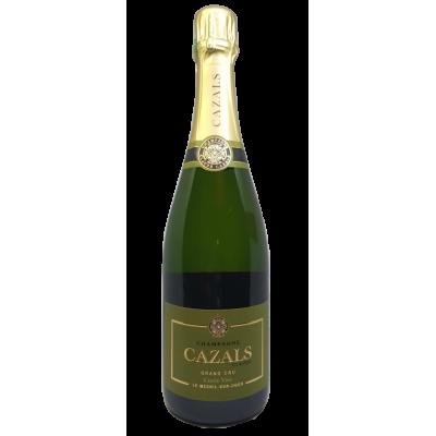 Claude Cazals - Cuvée Vive Extra Brut - NM