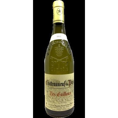 Domaine Les Cailloux - Châteauneuf-du-pape Blanc - 2017