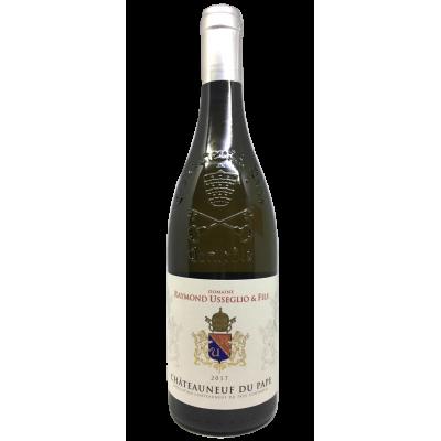 Raymond Usseglio & Fils - Châteauneuf-du-Pape Blanc- 2017