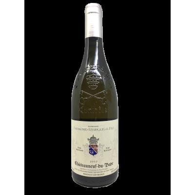 """Raymond Usseglio & Fils - Châteauneuf-du-Pape Blanc """"Pure Roussanne"""" - 2017"""
