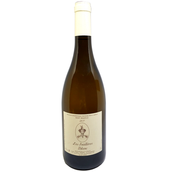 Domaine Supply-Royer - Les Intillères blanc - 2017