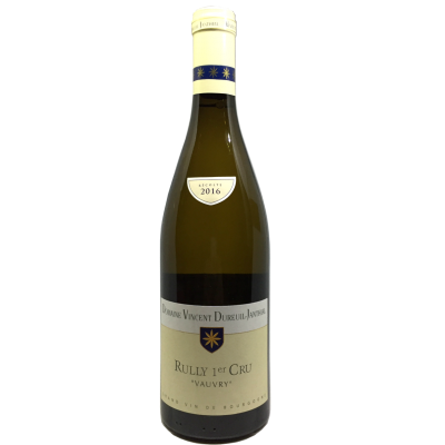 "Dureuil-Janthial - Rully 1er Cru Blanc ""Vauvry"" - 2016"