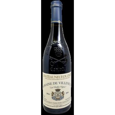 """Domaine de Villeneuve - Châteauneuf-du-Pape """"Les Vieilles Vignes"""" - 2016 (magnum)"""