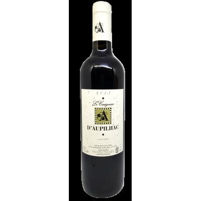 """Domaine d'Aupilhac - Vin de France """"Le carignan"""" - 2017"""