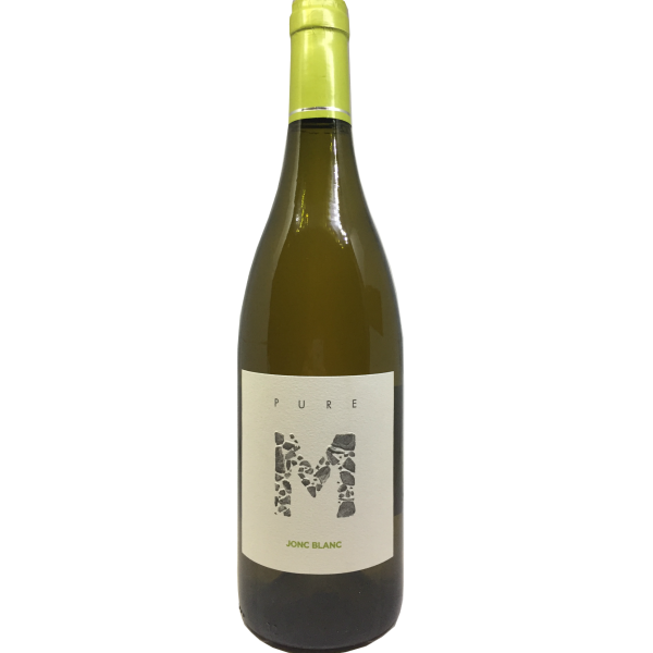 "Château Jonc-Blanc - Pure M ""Gros Manseng""- 2016"