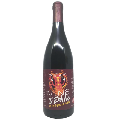 Des vins d'envie - De Tutoyer le Diable - 2018