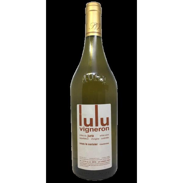 """Lulu Vigneron - Chardonnay """"sous le cerisier"""" - 2015"""