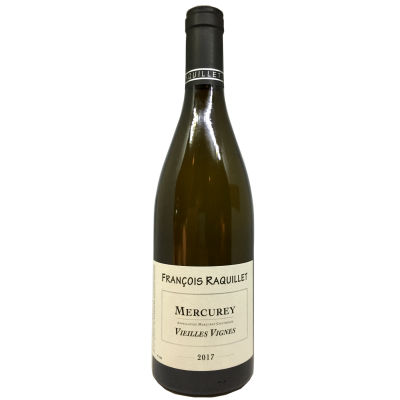 """François Raquillet - Mercurey Blanc """"Vieilles Vignes"""" -  2017"""