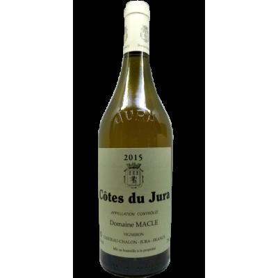 Domaine Jean Macle - Côtes-du-Jura - 2015