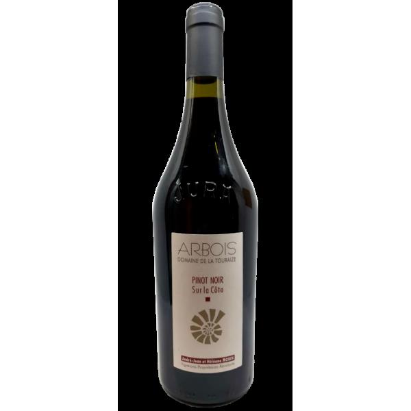 """Domaine de la Touraize - Arbois Pinot Noir """"Sur la Côte"""" 2017"""