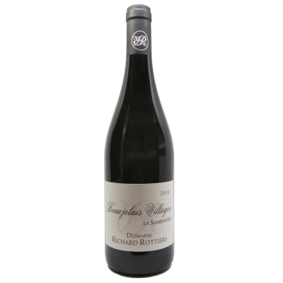 "Domaine Richard Rottiers - Beaujolais Villages "" La Sambinerie"" - 2016"