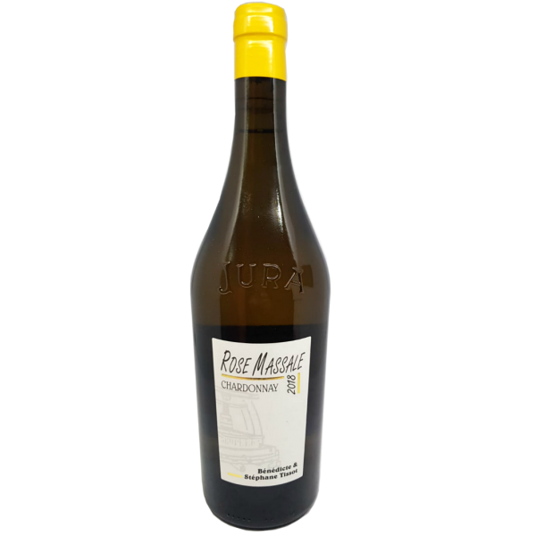 "Domaine Stéphane Tissot - Chardonnay ""Rose Massale"" - 2018"