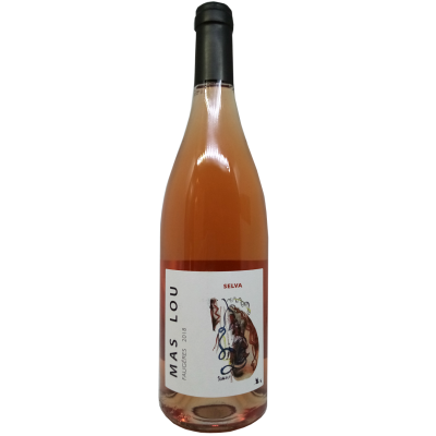 "Mas Lou - Rosé ""Selva"" - 2018"
