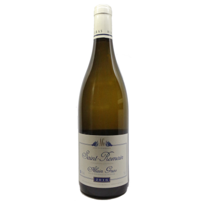 Domaine Alain Gras - Saint Romain blanc - 2016