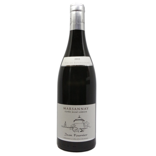 """Domaine Jean Fournier - Marsannay """"Cuvée Saint-Urbain"""" - 2015"""