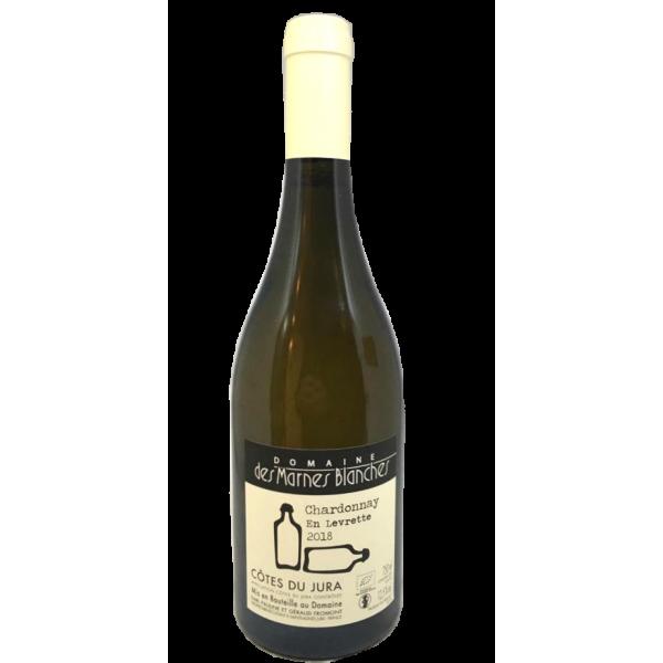 """Domaine des Marnes blanches - Chardonnay """"En Levrette"""" - 2018"""
