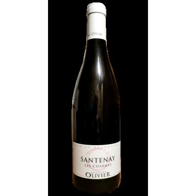 """Domaine Antoine Olivier - Santenay  """"Charmes"""" - 2017"""