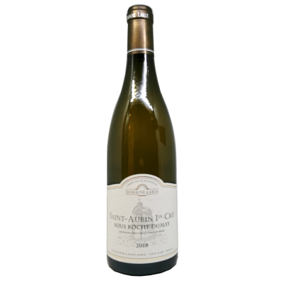 "Domaine Larue - Saint Aubin blanc 1er cru ""Sous Roche Dumay"" - 2018"