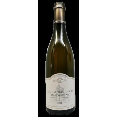 """Domaine Larue - Saint Aubin blanc 1er cru """"En Montceau"""" - 2018"""