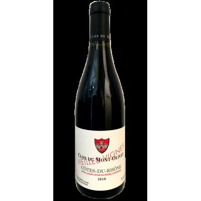 """Clos du Mont-Olivet - Côtes-du-Rhône """"Vieilles Vignes"""" - 2018"""