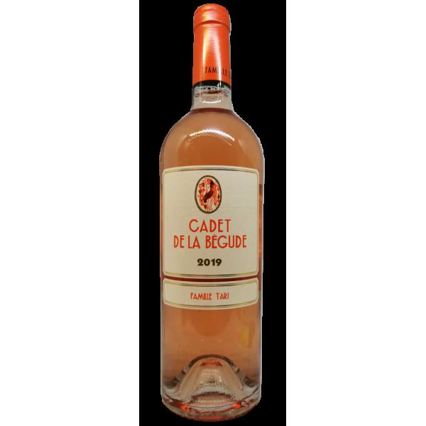 "Domaine de la Bégude - Bandol Rosé ""Cadet de la Bégude"" - 2019"