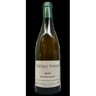Château Yvonne - Saumur blanc- 2018