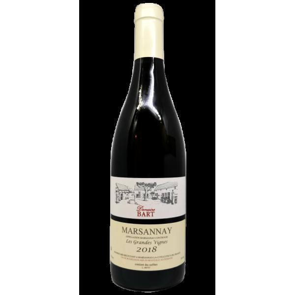 """Domaine Bart - Marsannay """"Les Grandes Vignes"""" - 2018"""