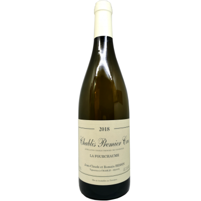 "Jean-Claude Bessin - Chablis 1er Cru ""Fourchaume"" - 2018"