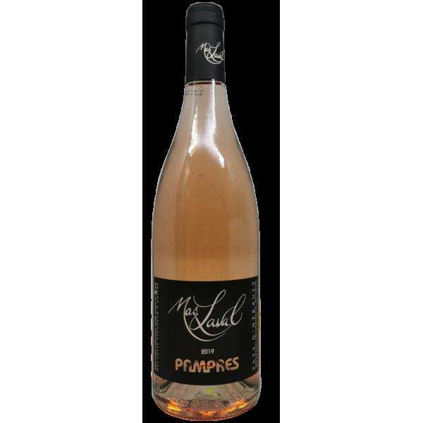 """Mas Laval - """"Les Pampres"""" Rosé - 2019"""