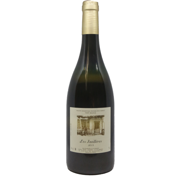 Domaine Supply-Royer - Les Intillères rouge  - 2015