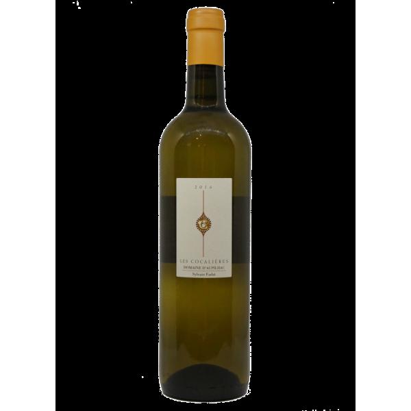 Domaine d'Aupilhac - Cocalières blanc - 2016