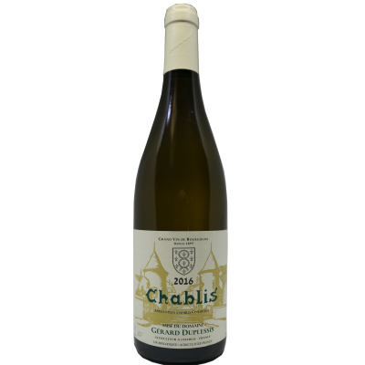 Domaine Duplessis - Chablis - 2016