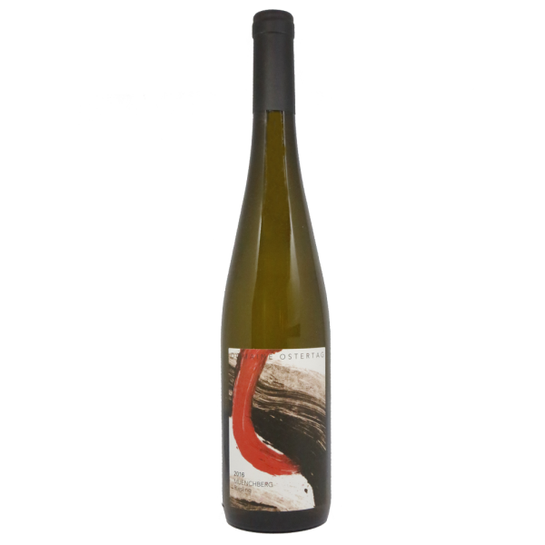 """Domaine Ostertag - Riesling Grand Cru """"Muenchberg"""" - 2016"""