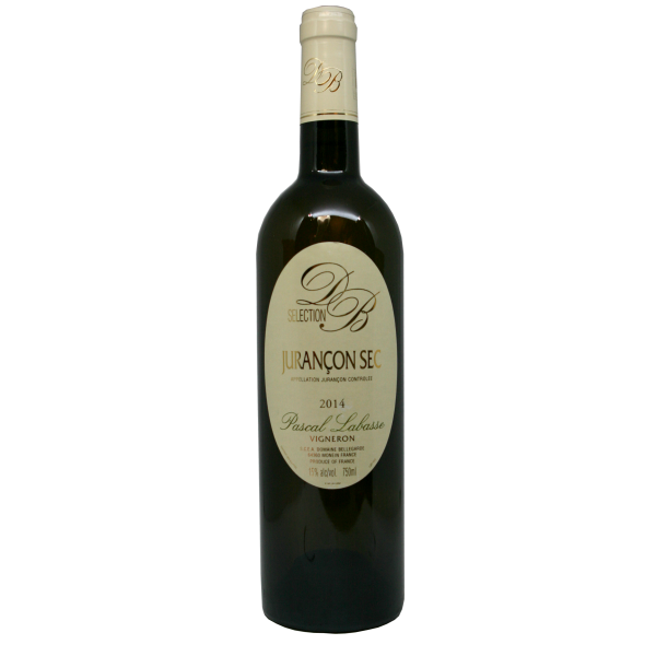 Domaine Bellegarde - Selection sec DB - 2014