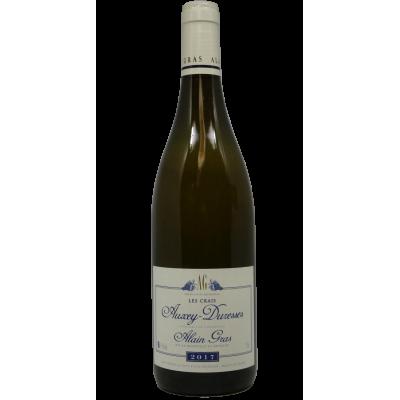 """Domaine Alain Gras - Auxey-Duresses blanc """"Les Crais"""" 2017"""