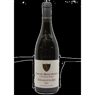 Clos du Mont-Olivet - Cuvée du Papet - 2015