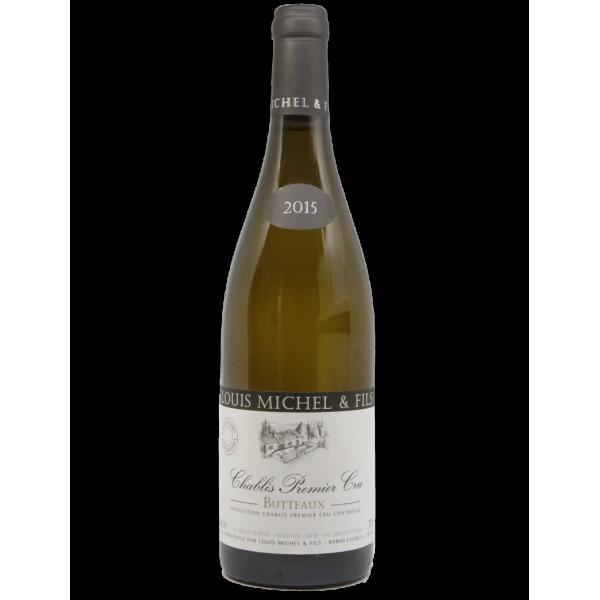 """Domaine Louis Michel - Chablis 1er Cru """"Butteaux Vieilles Vignes"""" - 2015"""