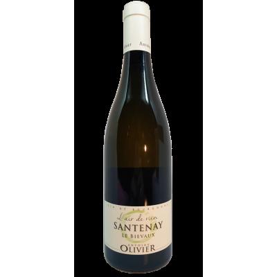 """Domaine Antoine Olivier - Santenay blanc Le Bievaux """"L'air de rien"""" - 2016"""