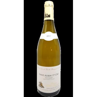"Domaine Sylvain Langoureau - Saint Aubin 1er Cru ""Sur Gamay"" - 2017"
