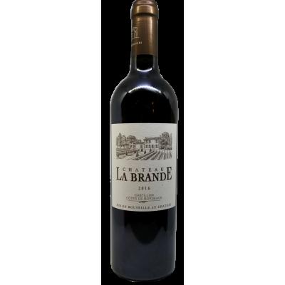 Chateau La Brande - Castillon Côtes de Bordeaux  - 2016